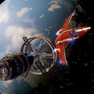 10 космических игр