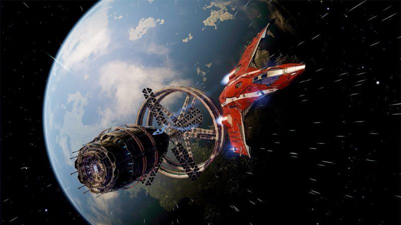 10 лучших космических игр