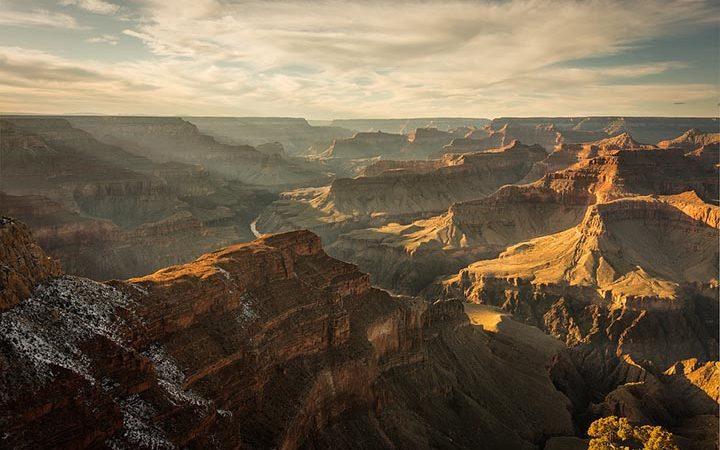 Интересные факты о Большом каньоне