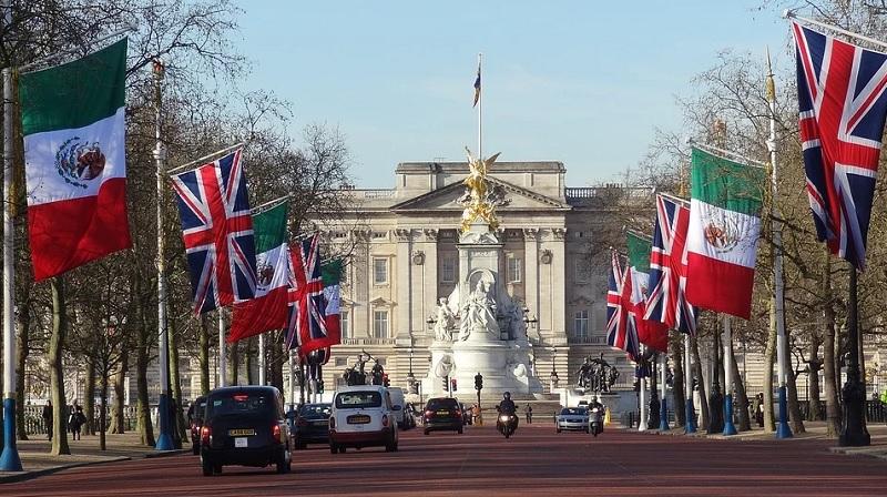 Интересные факты о Букингемском дворце