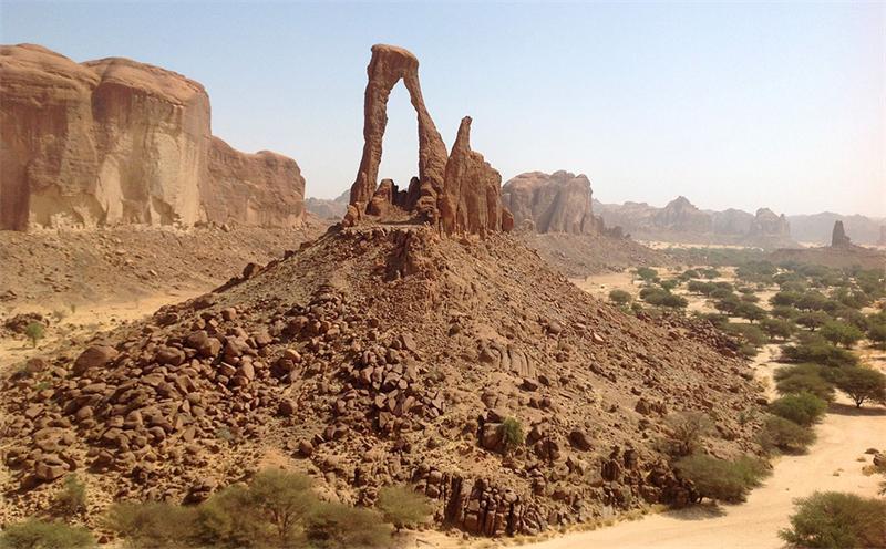 Интересные факты о Чаде