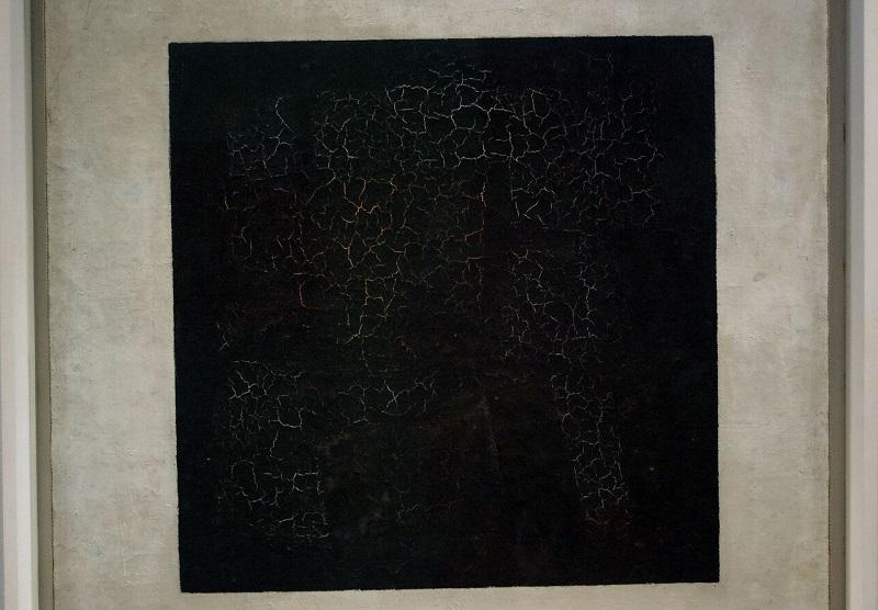 Интересные факты о «Чёрном квадрате»