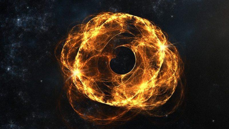 Интересные факты о чёрных дырах