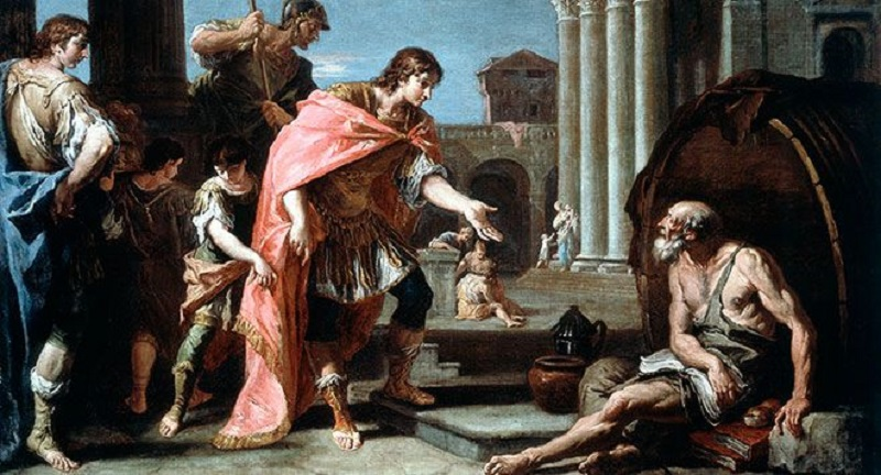 Интересные факты о Диогене