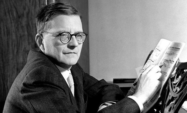 Интересные факты о Шостаковиче