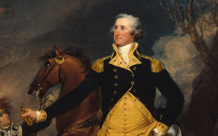 Интересные факты о Джордже Вашингтоне