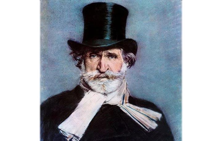 Интересные факты о Джузеппе Верди