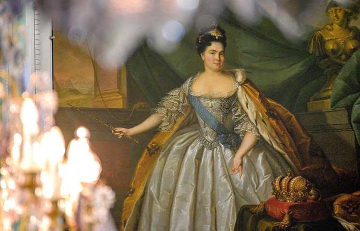 Интересные факты о Екатерине I
