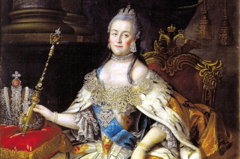 Интересные факты о Екатерине II