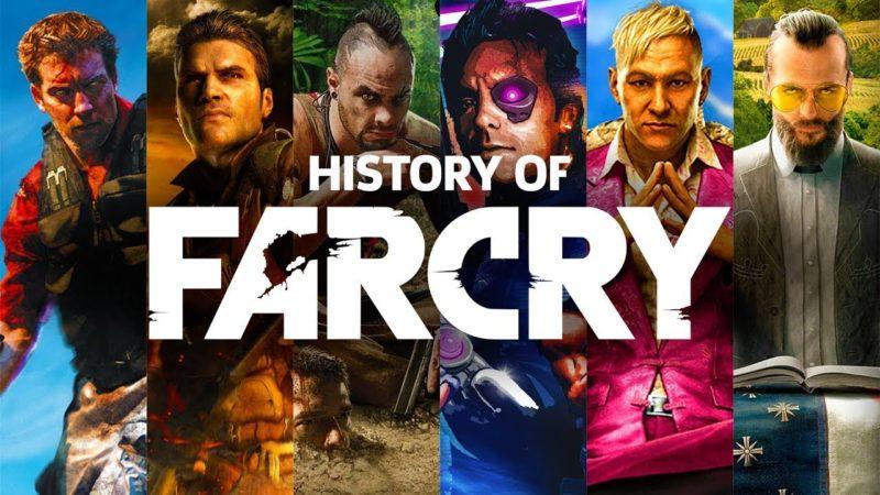 Интересные факты о серии Far Cry