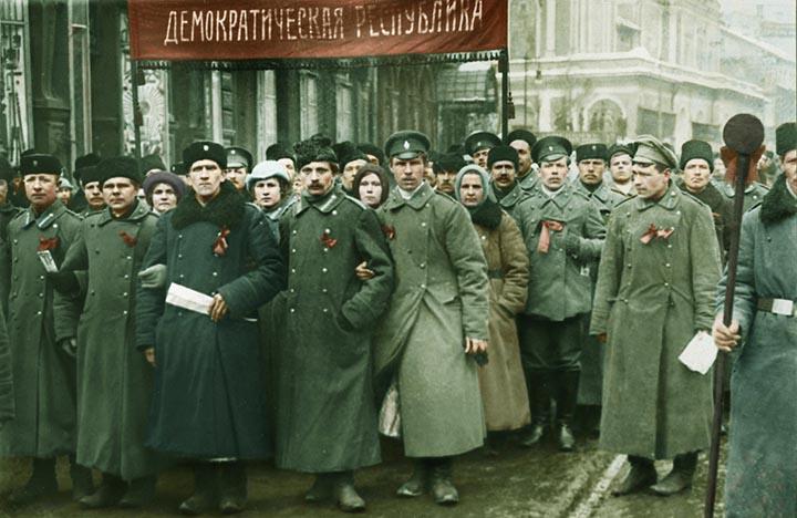 Интересные факты о Февральской революции