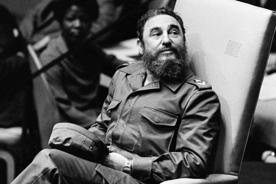 Интересные факты о Фиделе Кастро
