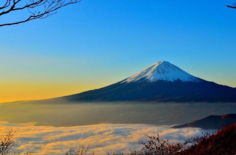 Интересные факты о Фудзияме