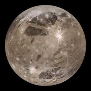 Спутник Ганимед