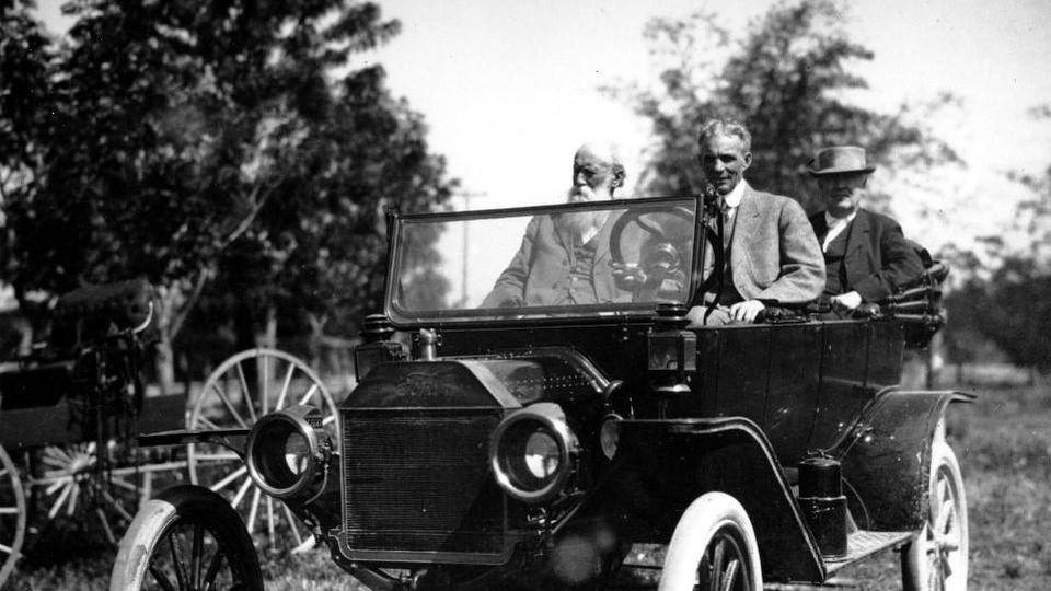 Интересные факты о Генри Форде