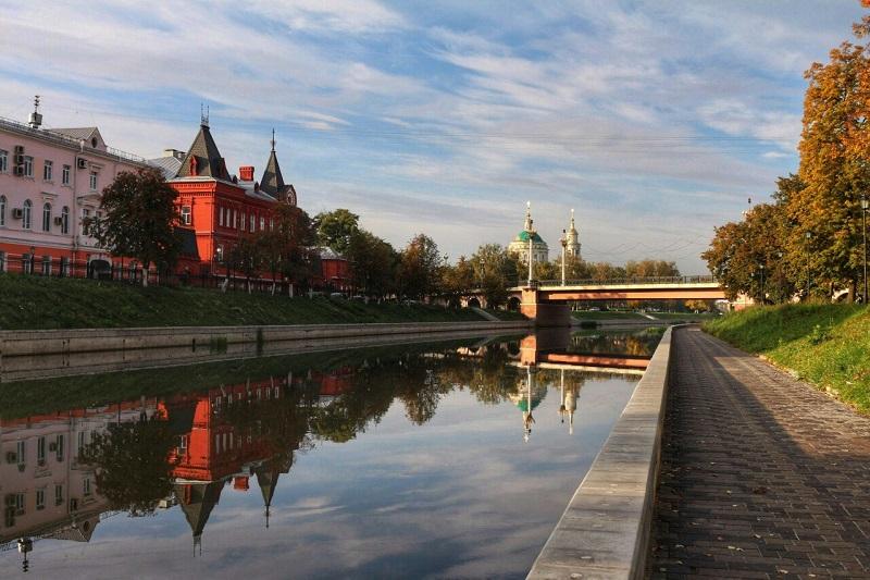 Интересные факты о городе Орёл