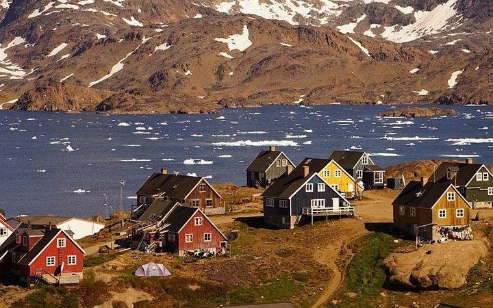 Интересные факты о Гренландии