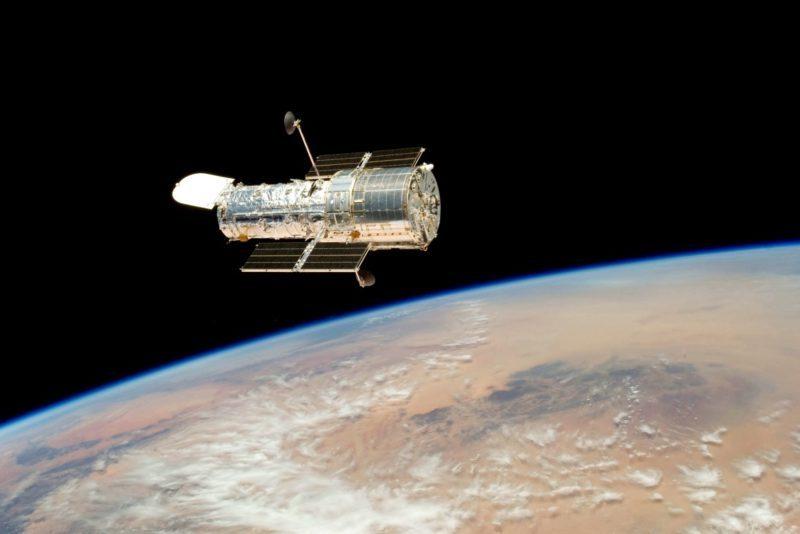 Интересные факты о телескопе «Хаббл»