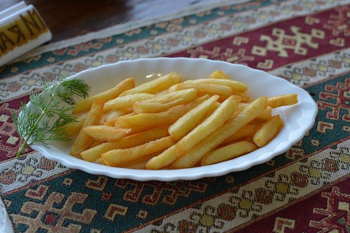 Интересные факты о картошке фри