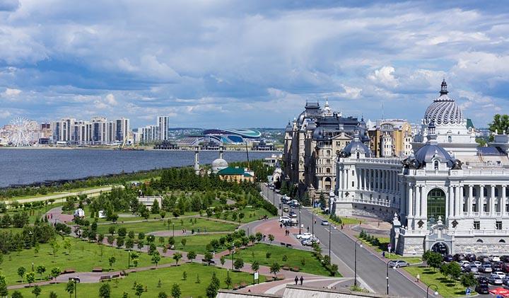 Интересные факты о Казани