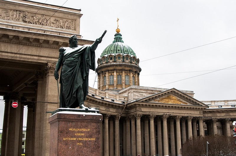 Интересные факты о Казанском соборе