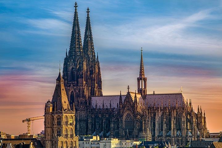 Интересные факты о Кёльнском соборе