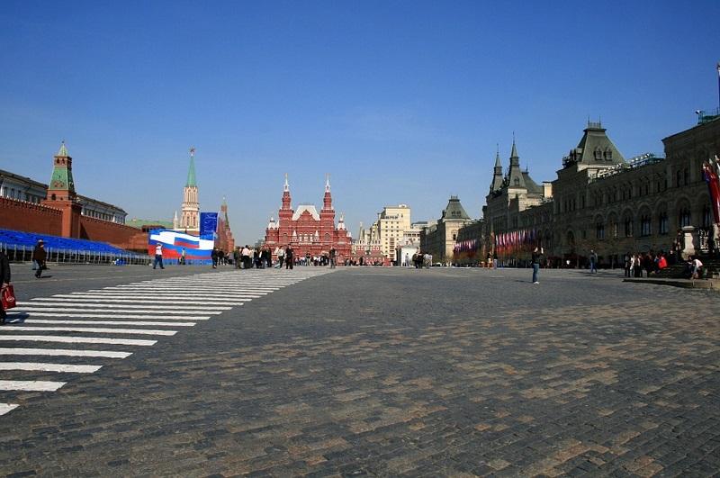 Интересные факты о Красной площади