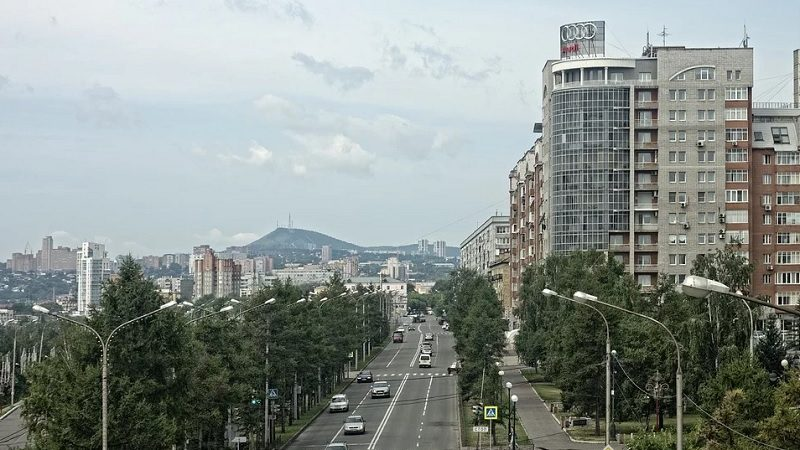 Интересные факты о Красноярске