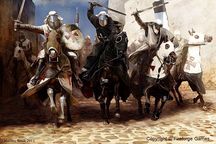 Интересные факты о крестоносцах