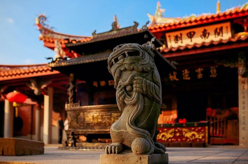 Интересные факты о культуре Китая