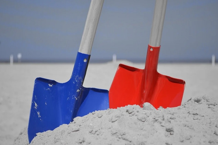 Интересные факты о лопатах