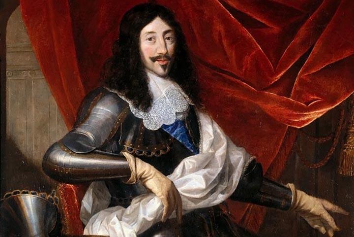 Интересные факты о Людовике XIII