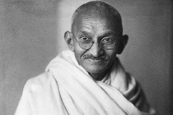 Интересные факты о Махатме Ганди