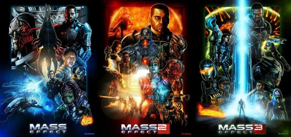 Интересные факты о Mass Effect