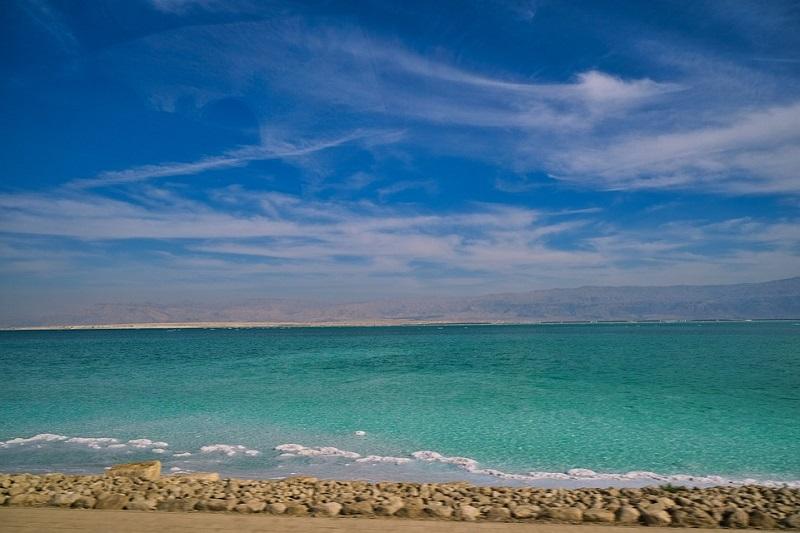 Интересные факты о Мёртвом море