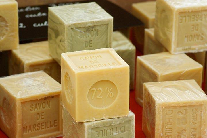 Интересные факты о мыле