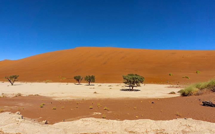 Интересные факты о Намибии