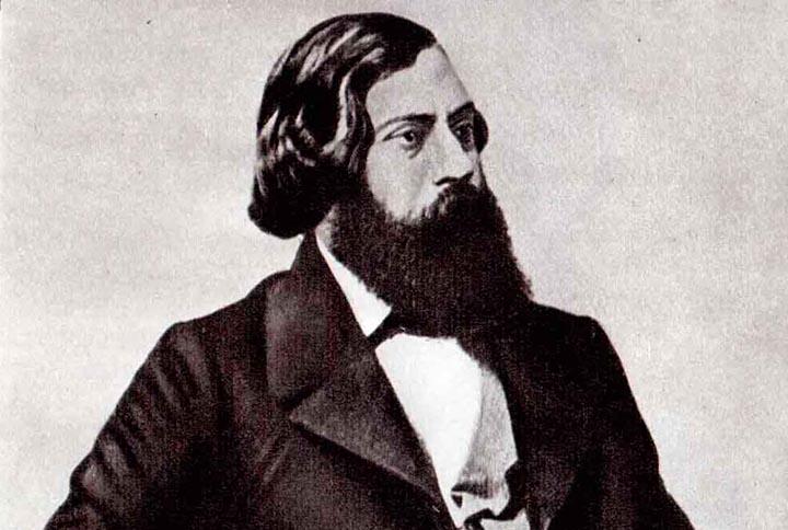Интересные факты о Николае Огарёве