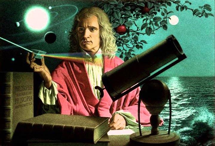 Интересные факты об Исааке Ньютоне