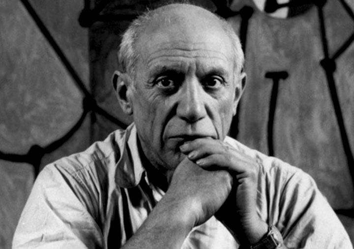 Интересные факты о Пикассо