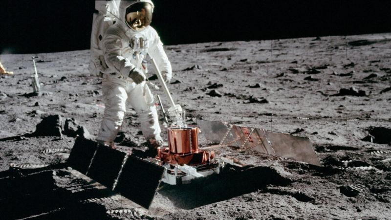 Интересные факты о полёте на Луну