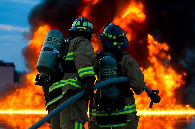 Интересные факты о пожарных