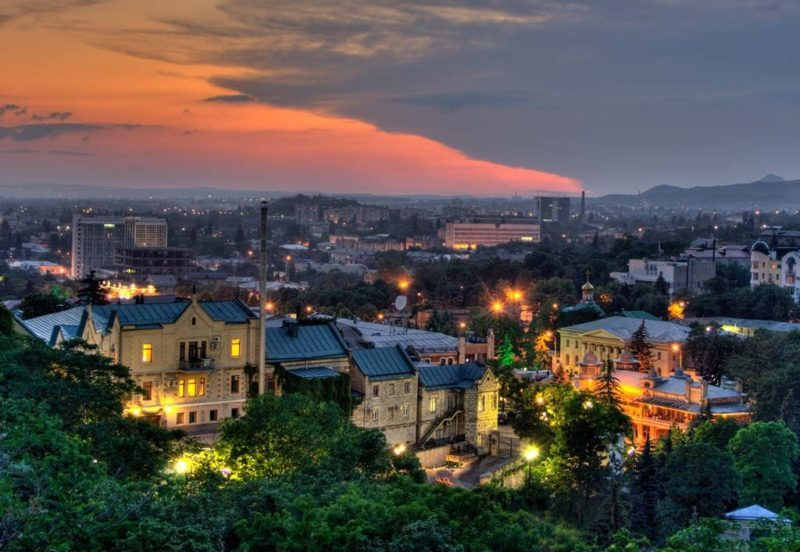 Интересные факты о Пятигорске