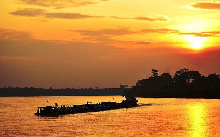 Интересные факты о реке Конго