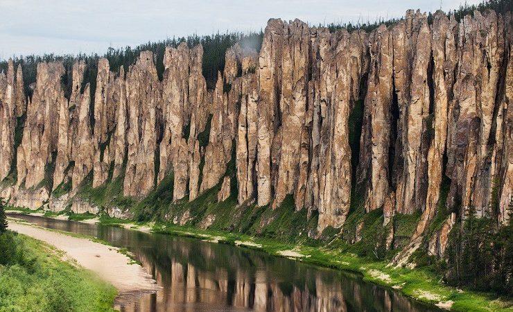 Интересные факты о реке Лена