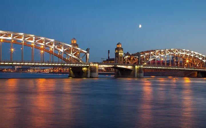 Интересные факты о реке Нева