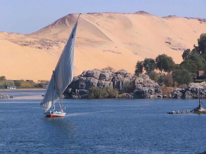 Интересные факты о реке Нил