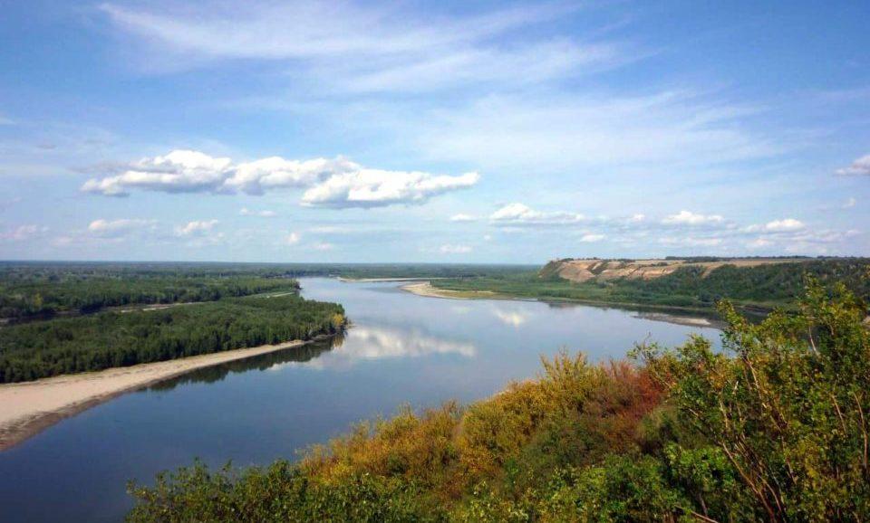 Интересные факты о реке Обь