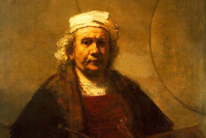 Интересные факты о Рембрандте