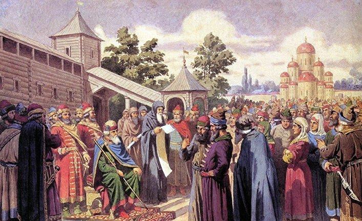 Интересные факты о русских князьях